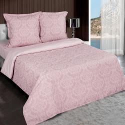 """Купить постельное белье поплин гладкокрашеный """"Византия розовая"""" в Нижнем Новгороде"""