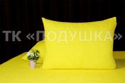 Купить желтые махровые наволочки на молнии в Нижнем Новгороде