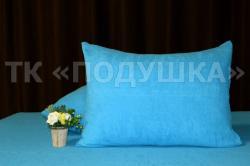 Купить голубые махровые наволочки на молнии в Нижнем Новгороде